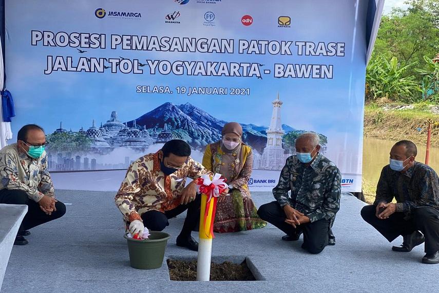 Agustus 2021, Kontruksi Jalan Tol Yogyakarta-Bawen Dimulai ...
